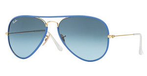 Ray-Ban RB3025JM 001/4M BLUE GRADIENT BLUEARISTA