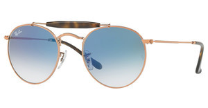 Ray-Ban RB3747 90353F BLUE GRADIENTCOPPER