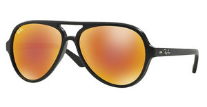 Ray-Ban RB4125 601S69 BROWN MIRROR PINKMATTE BLACK