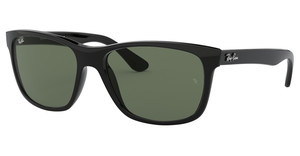 Ray-Ban RB4181 601 CRYSTAL GREENSHINY BLACK