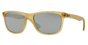 Ray-Ban RB4181 603540 GREEN MIRROR SILVEROPAL YELLOW