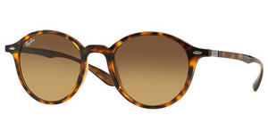 Ray-Ban RB4237 710/85 BROWN GRADIENT DARK BROWNHAVANA