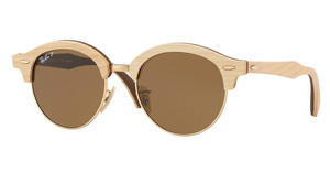 Ray-Ban RB4246M 117957 POLAR BROWNGOLD
