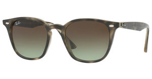 Ray-Ban RB4258 731/E8 GREEN GRADIENT BROWNHAVANA GREY