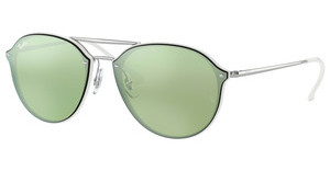 Ray-Ban RB4292N 671/30 DARK GREEN MIRROR SILVERWHITE