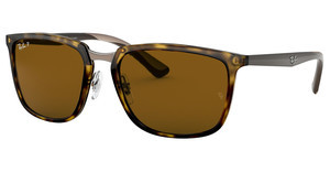 Ray-Ban RB4303 710/83 POLAR BROWNLIGHT HAVANA