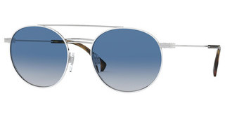 Burberry BE3109 10054L GREY GRADIENT BLUESILVER/MATTE WHITE