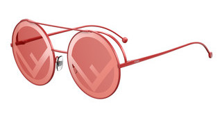 Fendi FF 0285/S C9A/0L RED DCRED