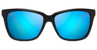 Maui Jim Jacaranda B763-2M Blue HawaiiMatte Black