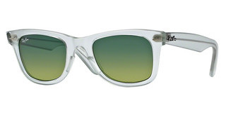 Ray-Ban RB2140 60583M GREEN GRADIENT GREENDEMI GLOSS GREEN