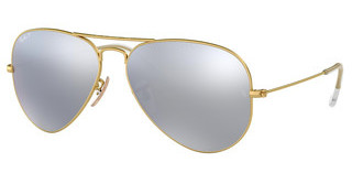 Ray-Ban RB3025 112/W3 POLAR DARK GREYMATTE GOLD