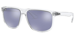 Ray-Ban RB4147 63251U BLUE FLASH SILVERTRANSPARENT