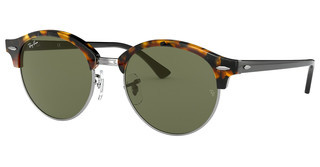Ray-Ban RB4246 1157 GREENSPOTTED BLACK HAVANA
