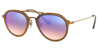 Ray-Ban RB4253 62388B BLUE FLASH GRADIENTSHINY BROWN