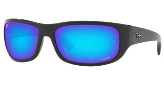 Ray-Ban RB4283CH 601/A1 GREEN MIR BLUE POLARBLACK