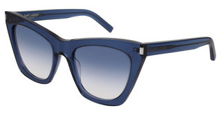 Saint Laurent SL 214 KATE 002 BLUEBLUE