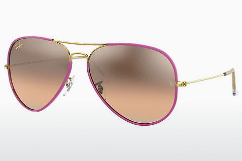 Gafas de visión Ray-Ban AVIATOR FULL COLOR (RB3025JM 91963E)