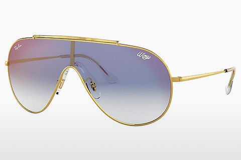 Gafas de visión Ray-Ban Wings (RB3597 001/X0)