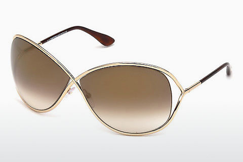 Gafas de visión Tom Ford Miranda (FT0130 28G)