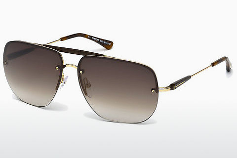 Gafas de visión Tom Ford Nils (FT0380 28F)