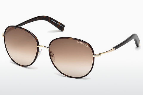 Gafas de visión Tom Ford Georgia (FT0498 52F)