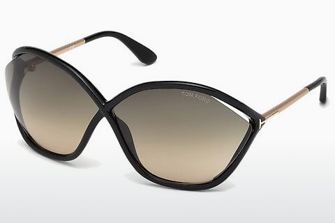 Gafas de visión Tom Ford Bella (FT0529 01B)