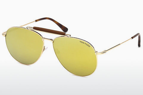 Gafas de visión Tom Ford Sean (FT0536 28G)