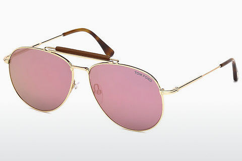 Gafas de visión Tom Ford Sean (FT0536 28Z)
