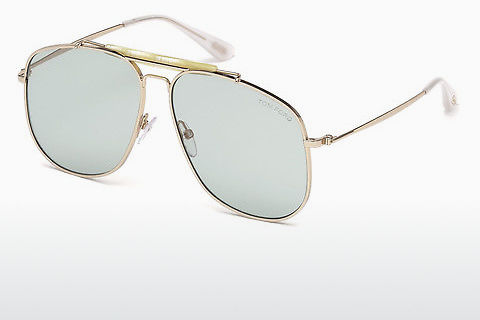 Gafas de visión Tom Ford Connor-02 (FT0557 28V)