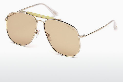 Gafas de visión Tom Ford Connor-02 (FT0557 28Y)