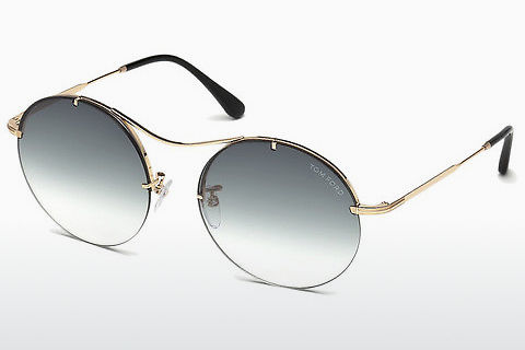 Gafas de visión Tom Ford Veronique-02 (FT0565 28B)