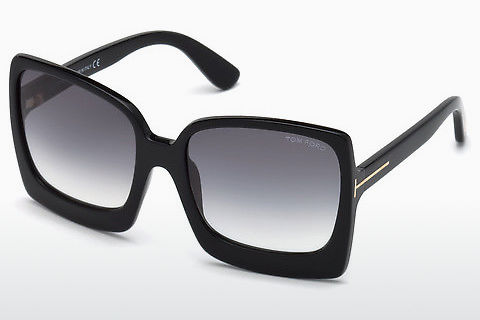 Gafas de visión Tom Ford Katrine-02 (FT0617 01B)
