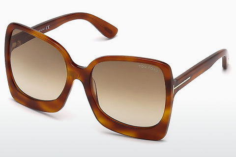 Gafas de visión Tom Ford Emanuella-02 (FT0618 53F)