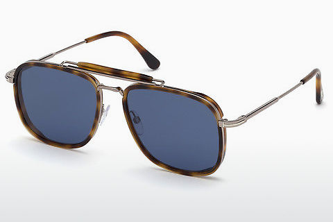 Gafas de visión Tom Ford Huck (FT0665 53V)
