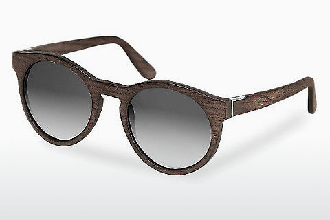 Gafas de visión Wood Fellas Au (10756 black oak/grey)