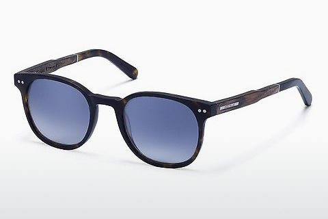 Gafas de visión Wood Fellas Pottenstein (10772 walnut)