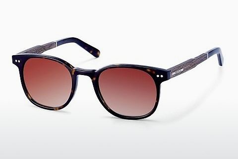 Gafas de visión Wood Fellas Pottenstein (10776 walnut)