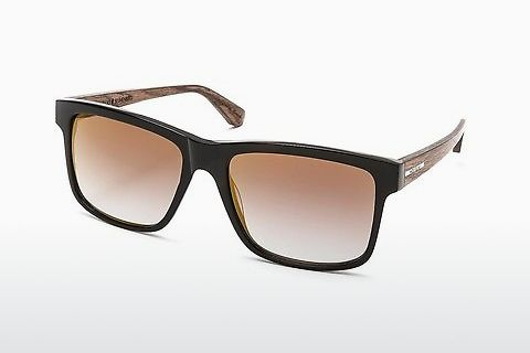 Gafas de visión Wood Fellas Blumenberg (10779 walnut)