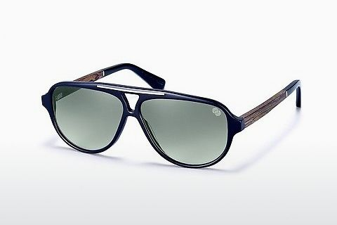 Gafas de visión Wood Fellas Kemnat (10781 walnut)