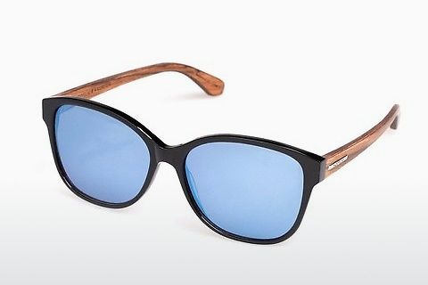 Gafas de visión Wood Fellas Basic Wallerstein (10794 black oak)