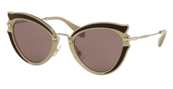 Miu Miu   MU 05SS VHY6X1 BROWN PURPLEBROWN
