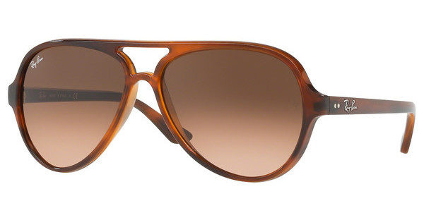 Ray-Ban   RB4125 820/A5 PINK GRADIENT BROWNSTRIPPED HAVANA