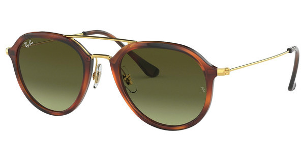 Ray-Ban   RB4253 820/A6 GREEN GRADIENT BROWNSTRIPPED HAVANA