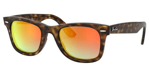 Ray-Ban   RB4340 710/4W GREY GRADIENT BROWN MIRROR REDHAVANA